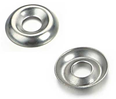 BRASS CUP WASHERS BRASS SCREW CUPS